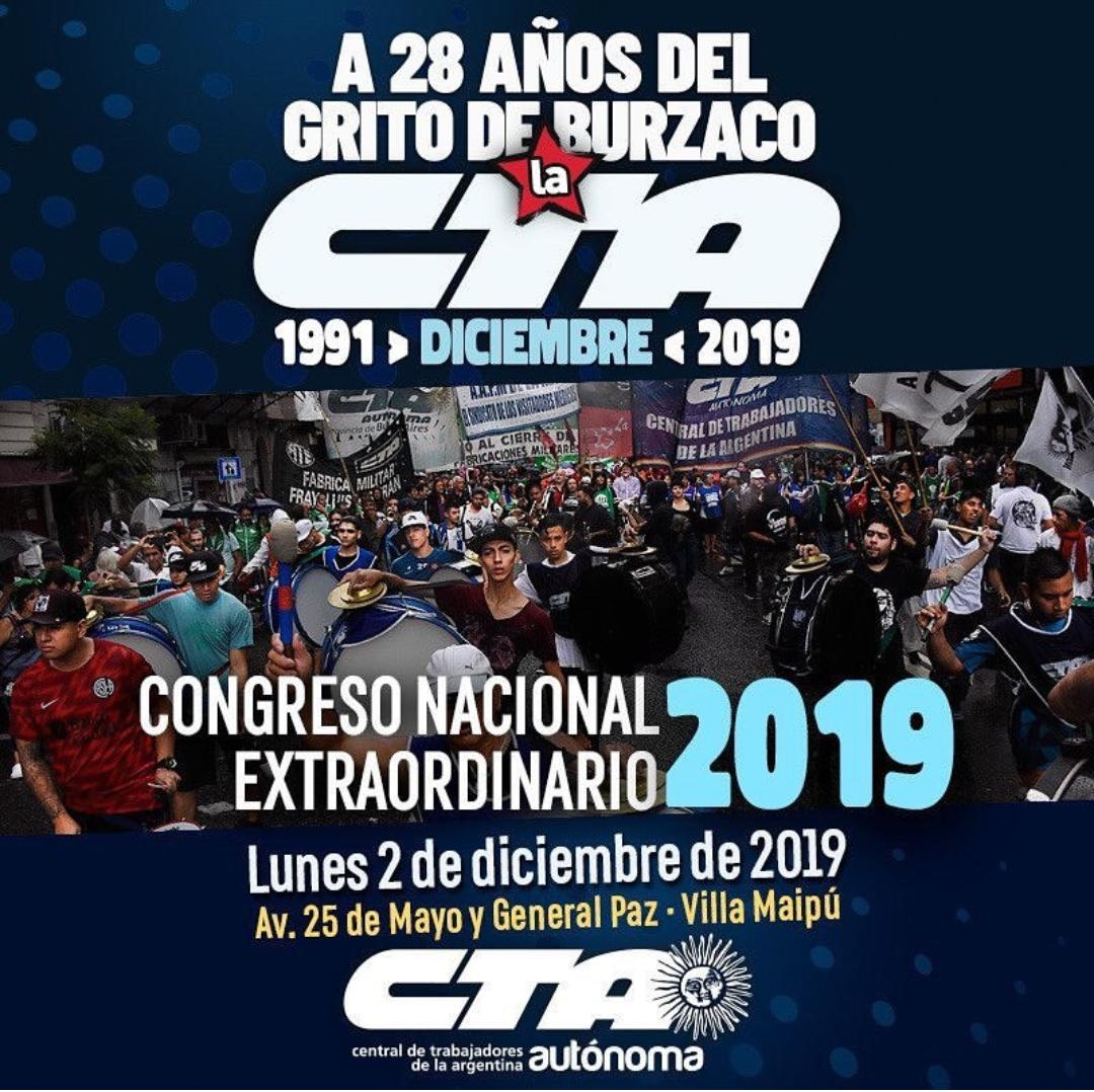 Misiones rumbo al Congreso de la CTA AUTÓNOMA